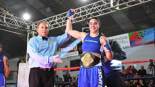 Falleció la reconocida boxeadora local Yasmin Marzo