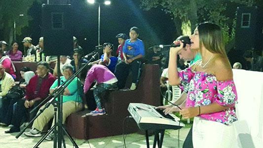 Las 6 voces de la segunda noche del Certamen de Canto en Villa Nueva