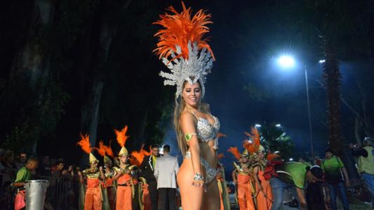 Desde hoy viernes: Carnavales gratis todo el finde en Villa Nueva