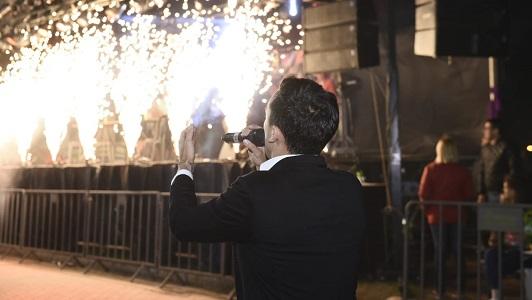 Lo viste En Vivo: Momento en el que eligieron a las embajadoras del carnaval