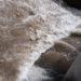 Abrirán más las compuertas del Piedras Moras y se verá subir el río