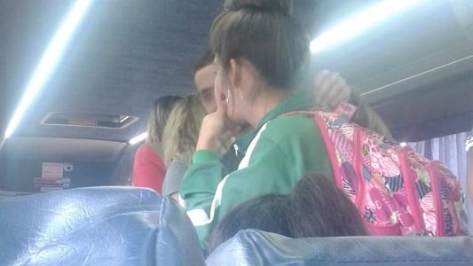 Tuvieron que abandonar el tren y seguír hasta Córdoba en colectivo