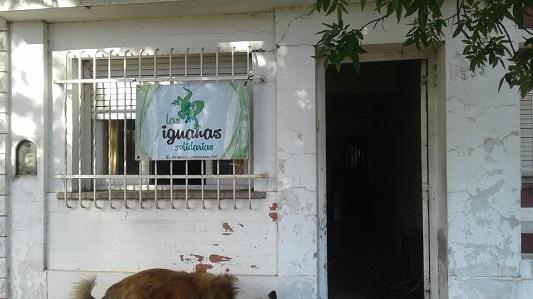 ¿Dónde llevar donaciones? Las Iguanas Solidarias cambiaron de sede