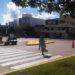¿Qué obras se están haciendo en el calles, el Concejo y la Universidad?