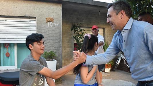 Mestre en Villa María: Disparó contra Negri y Unión por Córdoba