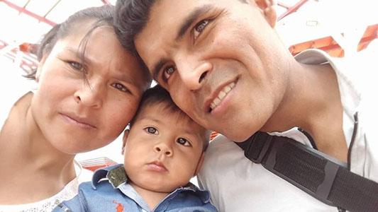 Una rifa para ayudar a la familia del hombre que se ahogó en Pampayasta