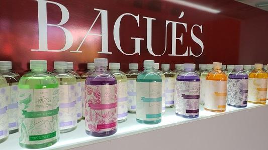 Bagués: La forma de hacer carrera vendiendo líneas de fragancias y belleza
