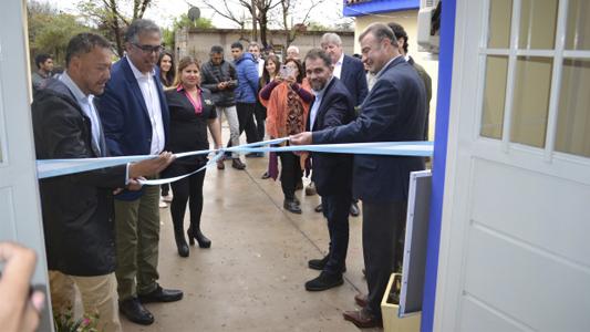 Inaugurarán dos nuevos centros de asistencia de adicciones en la región