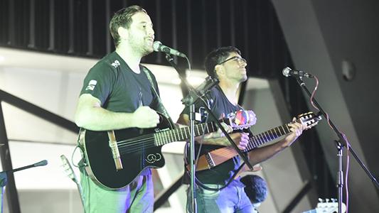 Quienes son los ganadores del Concurso de Cantores en Villa Nueva