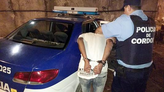 Asaltantes capturados: Habían robado y golpeado a comerciantes de Villa Nueva