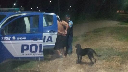 2 motociclistas y un vecino de Tío Pujio, presos por amenazas y desobediencia
