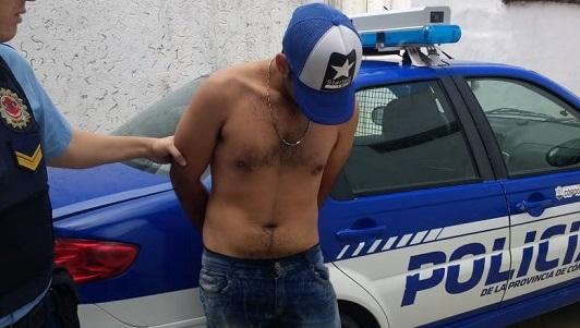 Discusión familiar terminó con un joven preso en barrio San Martín