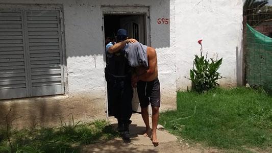 Otra caso de violencia: Detenido por amenazar a una mujer