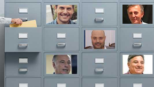 Fichero de candidatos: Nombres y caras de los que caminan para la intendencia de Villa María
