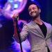 Luciano Pereyra festejó 20 años cantándole al amor en el Festival de Peñas