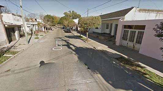 Policías salvaron la vida de una bebe ahogada en barrio Sarmiento