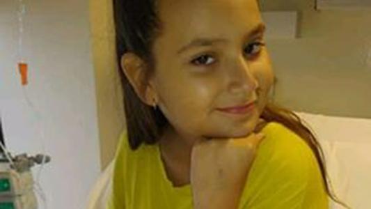 """""""Un milagro por Mili"""": tiene 11 años y necesita dadores de sangre"""