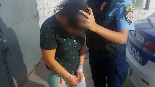 Violencia femenina: Violó orden de restricción y agredió a otra mujer