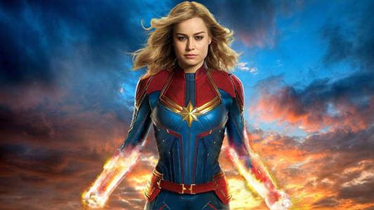 Heroína poderosa: Previo al Día Internacional de la Mujer estrenan Capitana Marvel