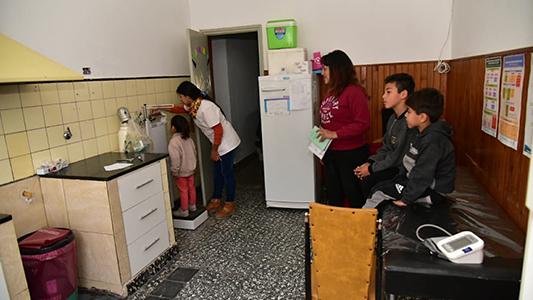 Cómo funciona el nuevo centro de salud en barrio San Justo