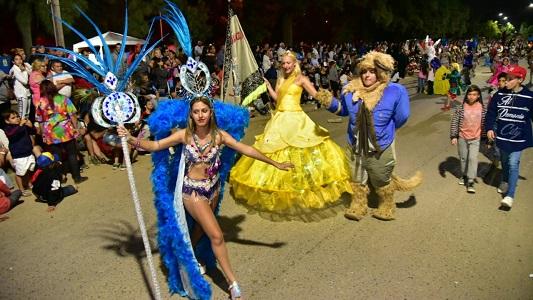 Todo un éxito: el carnaval de Las Playas tendrá su segunda edición