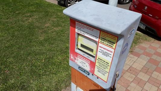 Chau aumento: El estacionamiento vuelve a costar $ 6 la hora en el centro