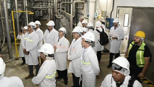 Millonaria inversión en Nestlé en Villa Nueva para nuevos productos