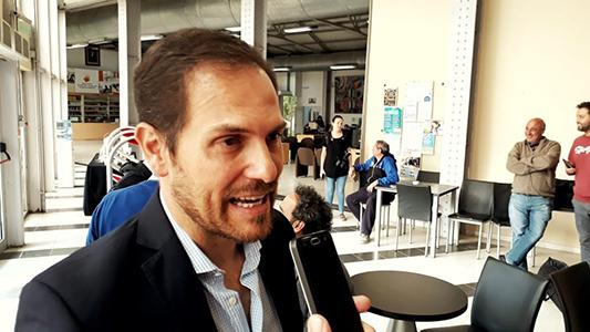 """Elecciones Villa María: Gill pidió """"sumar antes que dividir"""""""