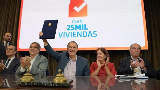 Las 4 formas de acceso a la vivienda que lanzó el gobierno de Córdoba