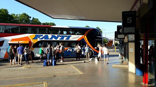 Más caros los pasajes: Volvió a aumentar el transporte interurbano