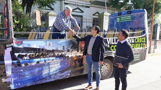 Villa Nueva tendrá un bus turístico: Todo lo que tenés que saber sobre sus recorridos