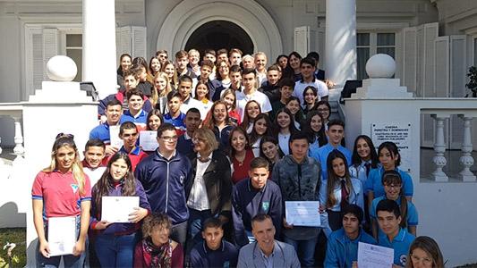 Asumieron 57 alumnos del nivel medio en el Concejo Deliberante Estudiantil