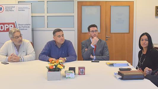 Cooperativa de Tio Pujio participará de capacitaciones y diplomaturas de la UNVM