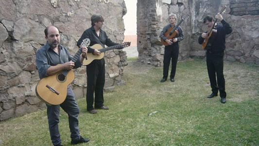 Concierto de guitarras cordobesas gratis en la Usina Cultural