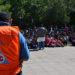 Enseñan planes de evacuación para casos de inundación, vientos o derrumbes