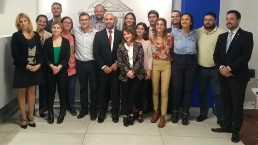 """Abogados también eligen: """"Alternancia"""" busca la renovación del Colegio"""