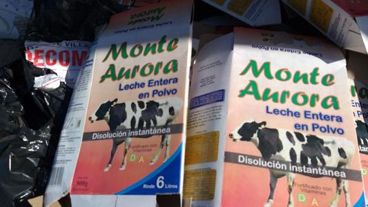 """Sacan de las góndolas leche en polvo """"trucha"""": cuál es y por qué"""