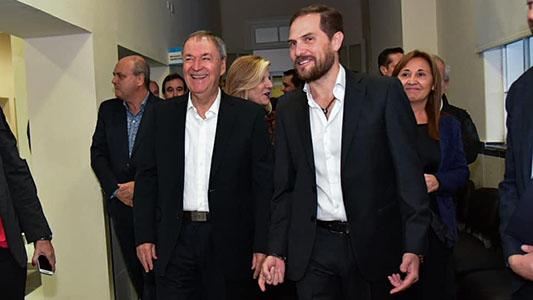 Vuelve Schiaretti por tercera vez en 20 días a Villa María