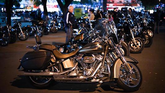 Más de 250 motociclistas de Harley Davidson llegan por sexta vez a Villa María
