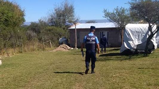 Saquearon casas de villamarienses en las Sierras de Córdoba