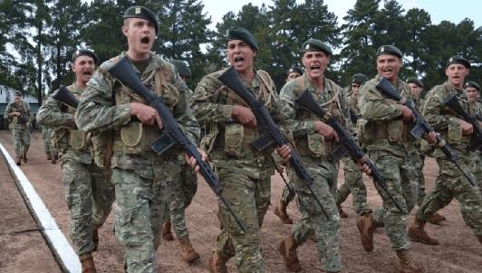 Abrieron las inscripciones para ser soldado voluntario del Ejército Argentino