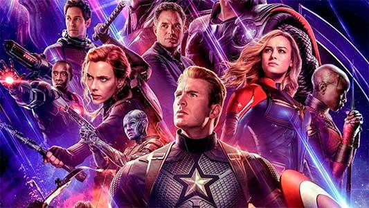 Ganador de entradas para ver Avengers Endgame en SudCinemas