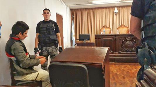 Condenaron a prisión perpetua a Cignolani por el femicidio de Luna Viera