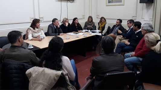 Trabajadores de Anses siguen preocupados y volvieron al Concejo Deliberante