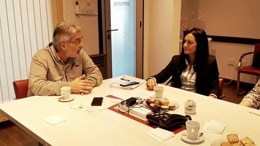 Acuerdo estratégico pensando en el futuro entre UNVM y Cooperativa de Tío Pujio