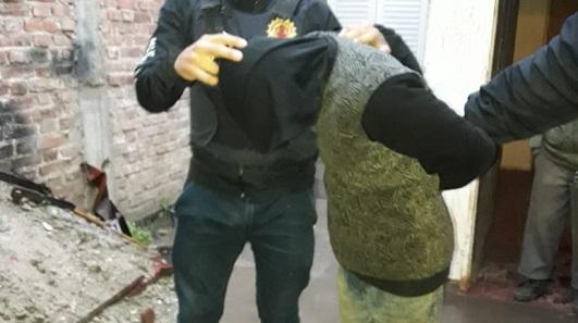 Allanan y recuperan lo robado en una obra en construcción en Villa Nueva