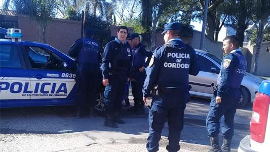 Robó en una casa, lo descubrieron y quiso huir: La policía lo atrapó