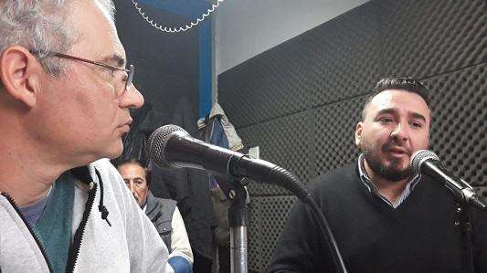 Los candidatos EN VIVO: Habla Diego Santos, de Renovación por Villa María