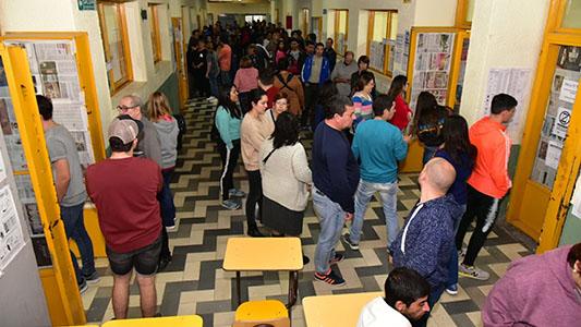 Los números que se juegan en Villa María durante la elección presidencial