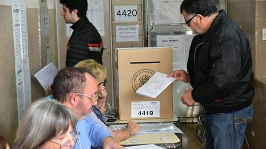 ¿Dónde voto? Ya podes consultar por la web el padrón definitivo para las PASO